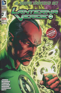 cover green lantern 1 lion