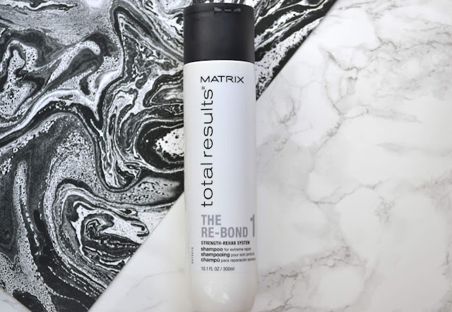 Matrix Professional Total Results Re-Bond Collection