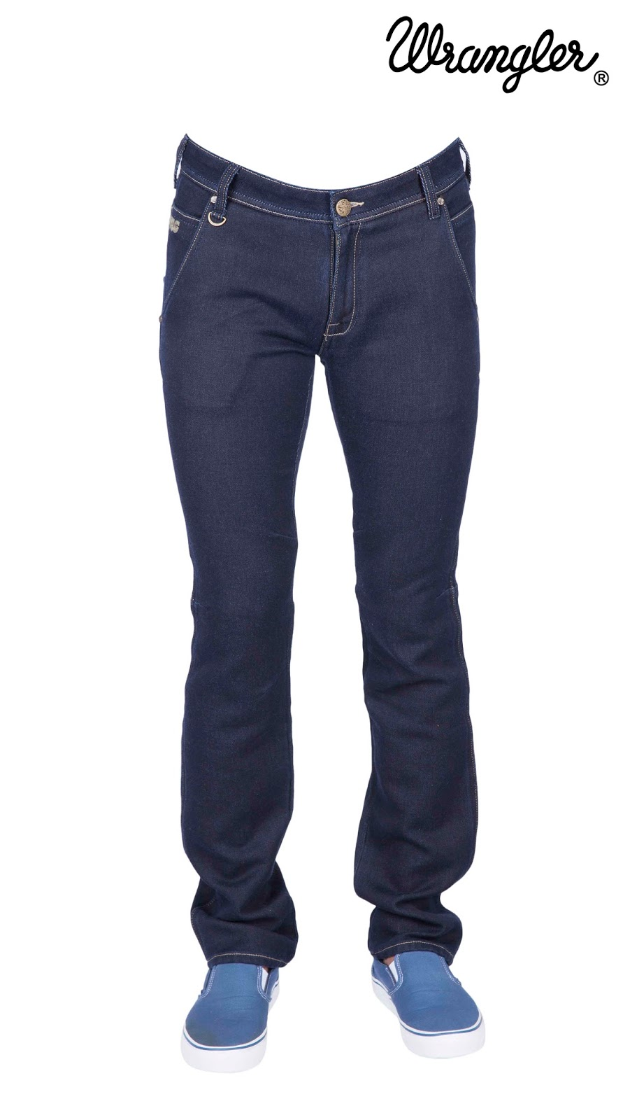 4cddadee Wrangler launches Traveler Jeans with style of a denim and comfort of a  sweat pant