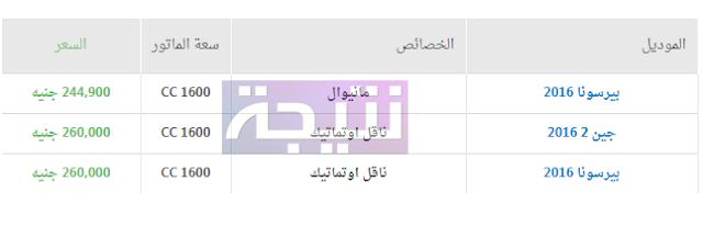 أسعار سيارات بروتون 2018 في مصر
