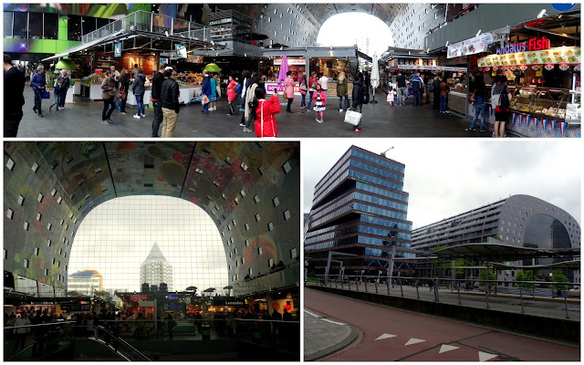 Markthal Rotterdam, the Netherlands