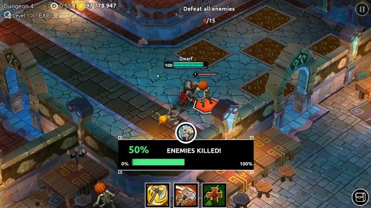 Dungeon Legends Mod Apk Terbaru