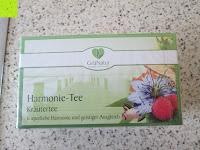 Erfahrungsbericht: GrüNatur Gesundheitsapotheke - Harmonie-Tee