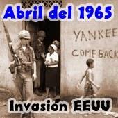guerra,abril,santo domingo,1965,invasion,eeuu,estados unidos,caamaño,bosch,golpe