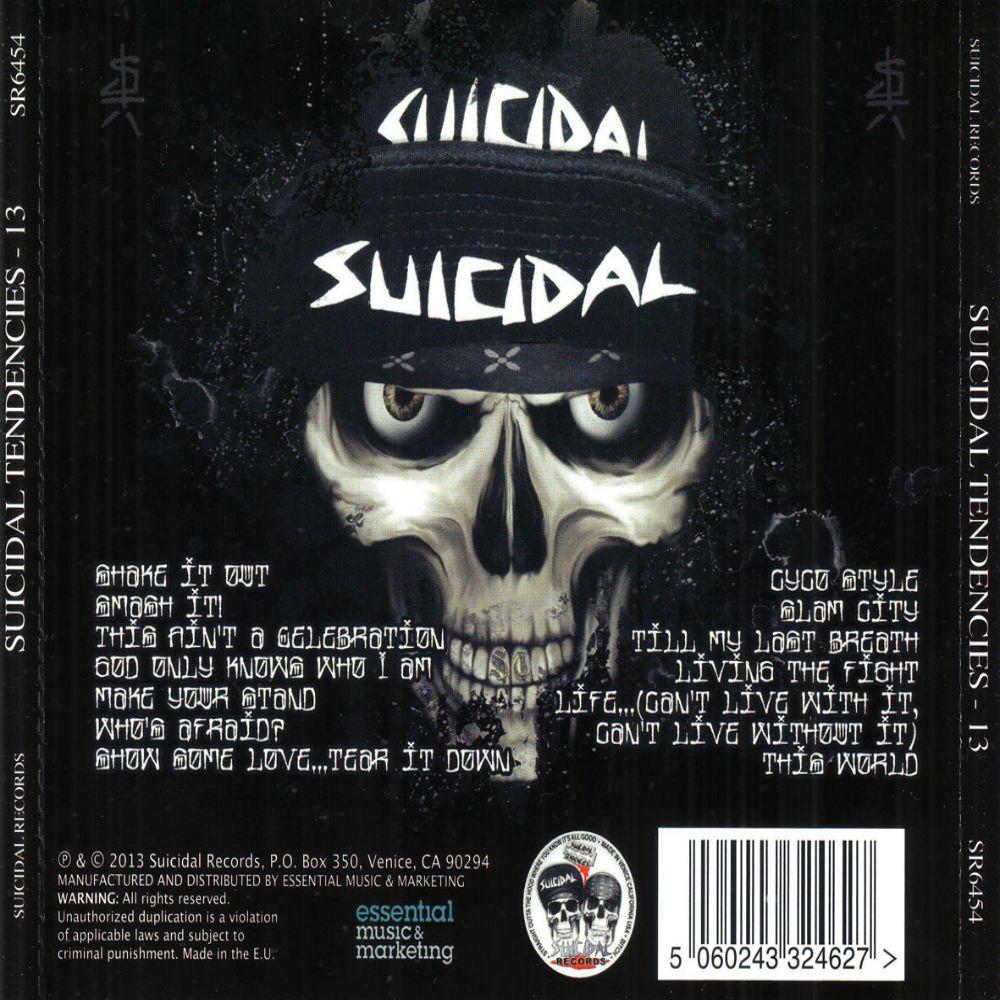 suicidal tendencies 13