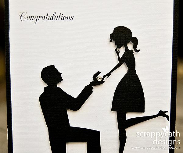 Engaged Couple Silhouette | www.pixshark.com - Images ...
