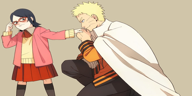 Inilah Alasan Kenapa Sasuke Akan Menjadi Guru Boruto, Sebaliknya Naruto Menjadi Guru Sarada