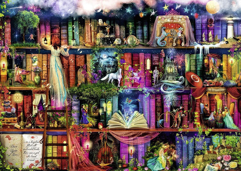 Jigsaw Joy: A Fairytale Fantasy