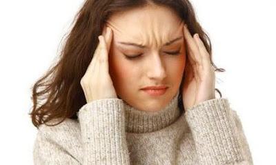 Penyebab Terjadinya Sakit Kepala
