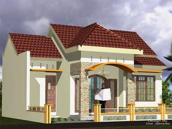 Model Rumah Sederhana Tapi Indah Elegan Dan Kelihatan