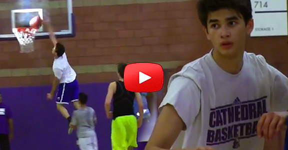 LA Times: UCLA-bound Kobe Paras can dunk and shoot (VIDEO)