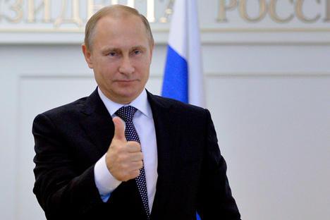 Saat ditanya mendukung Trump atau Clinton, Presiden Duterte lebih memilih Putin