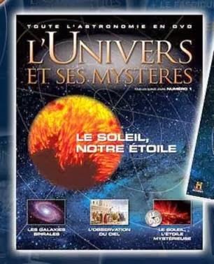 L Univers Et Ses Mysteres : univers, mysteres, EspaceDocs:, L'univers, Mystères, épisodes)