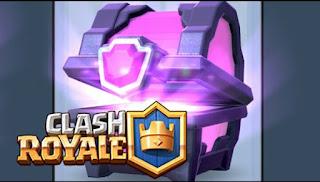 Cara Cepat Mendapatkan Magical Chest Game Clash Royale