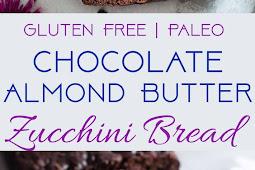 HEALTHY CHOCOLATE PALEO ZUCCHINI BREAD