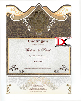 undangan pernikahan jakarta selatan