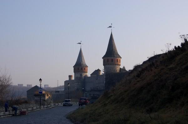 Камянец-Подольский Замок, Хмельницкая область, Украина
