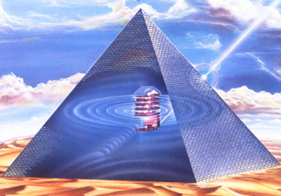 Pakistan Cyber Force: HAARP Triggering Ancient Pyramid Energy