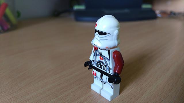 Фигурка лего солдат клон купить