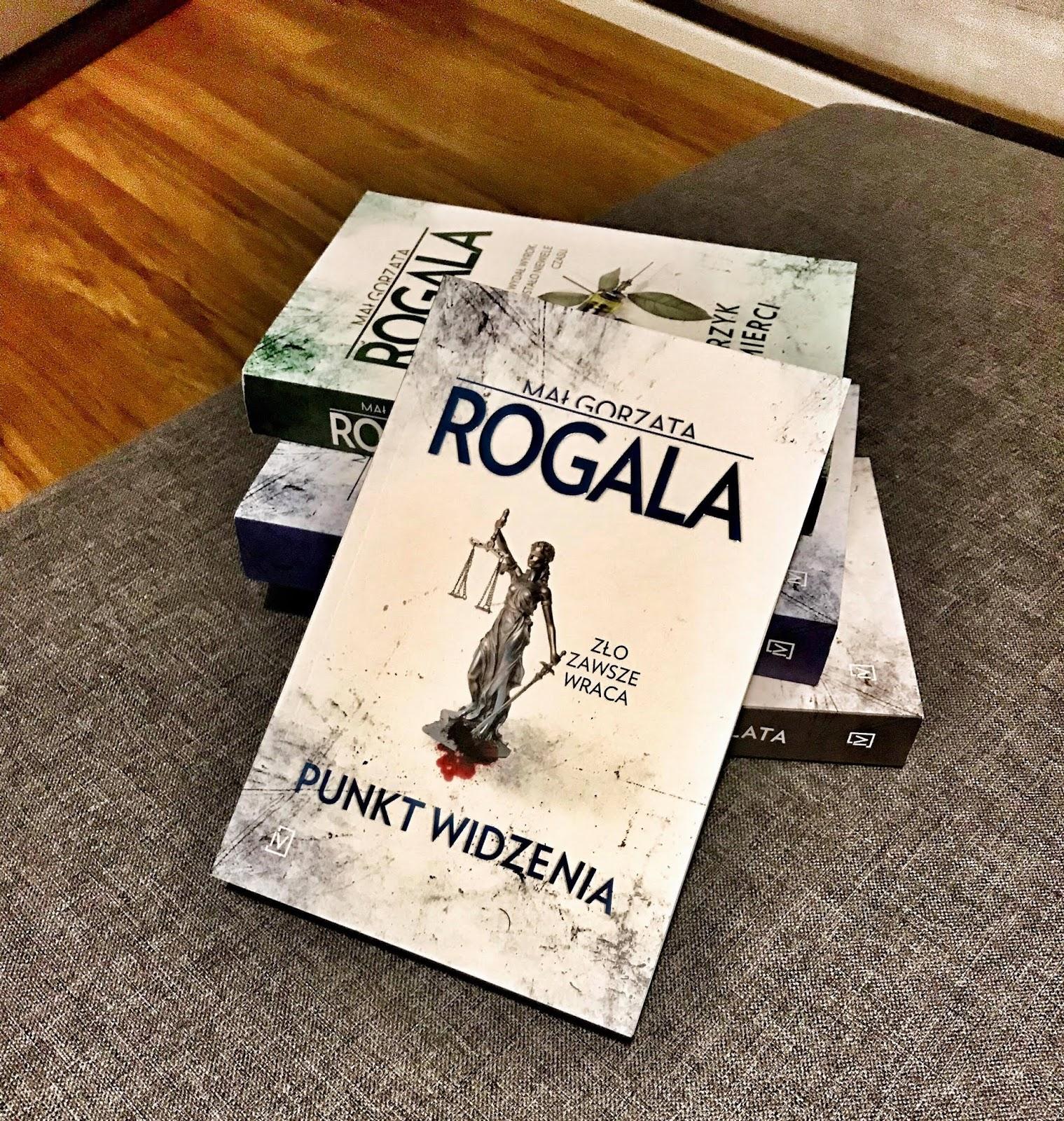 Małgorzata Rogala - Punkt widzenia