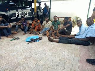 ANAMBRA POLICE COMMAND ARREST MOST NOTORIOUS 'IKANDA'