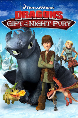 How to Train Your Dragon Gift of the Night Fury [2011] [DVD] [R1] [NTSC] [Latino]