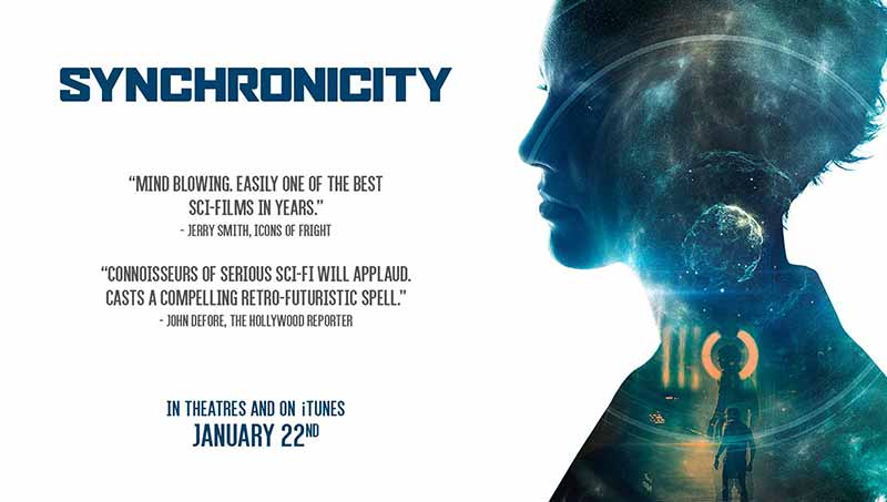 Synchronicity 2015 720p BRRip Movie Poster