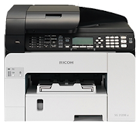 Ricoh SG 3120B SFNw Printer Driver Download