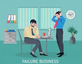 Faktor Penyebab Keberhasilan Dan Kegagalan Wirausaha