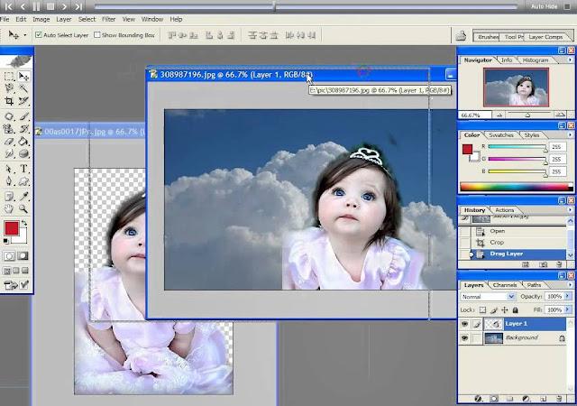تعليم برنامج Photoshop الفوتوشوب |الدرس الثالث