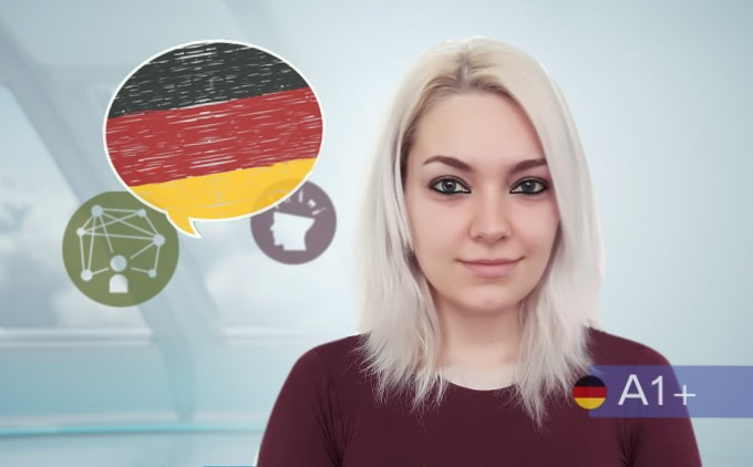 Learn German - An Immersive Language Journey for Beginners