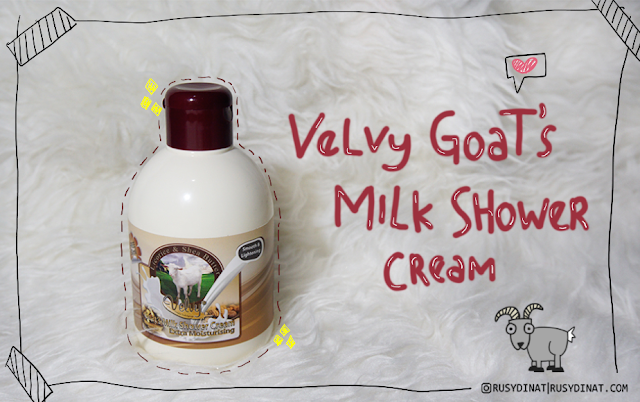 Velvy Goat's Milk Licorice & Shea Butter