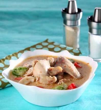 Resep Sup Ayam Bersantan