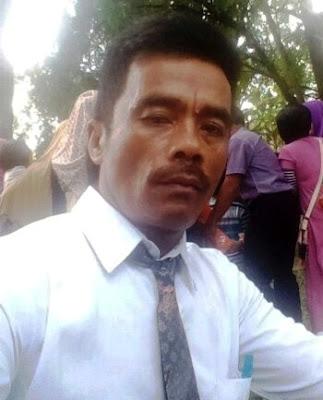 Mahadi Lembeng Anggota DPRD Pakpak Bharat