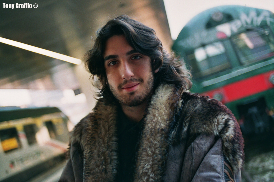 Rodolfo Gusmeroli, 21 anni, regista indipendente. Out of the city Keemosabe