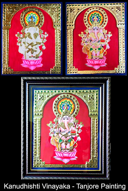 Tanjore Painting Artist in Hyderabad