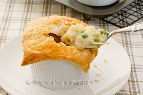 魚蝦酥皮批 Fish and Prawn Pies02