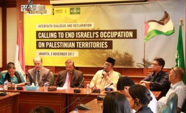 Ketua PBNU: Kita Harus Membantu Penderitaan Rakyat Palestina