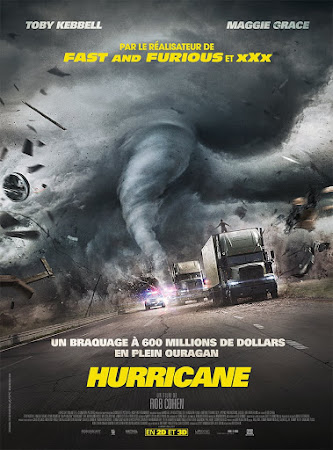 Poster Of The Hurricane Heist 2018 In Hindi Bluray 720P Free Download