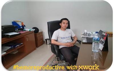 Produktif Bersama XWORK - Blog Mas Hendra