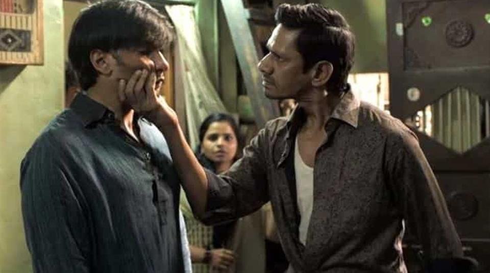 best bollywood actor - Vijay Raaz in Gully Boy
