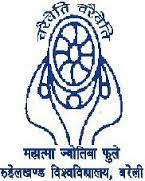MJP Rohilkhand University 2017 at mjpru.ac.in