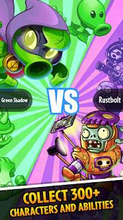 Plants vs. Zombies Heroes v1.22.14 Mod