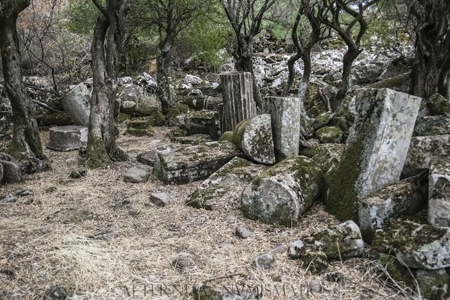 Ruinas sin excavar
