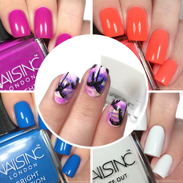 Nails Inc Bright Ambitions