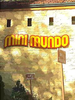 Mini Mundo, em Gramado