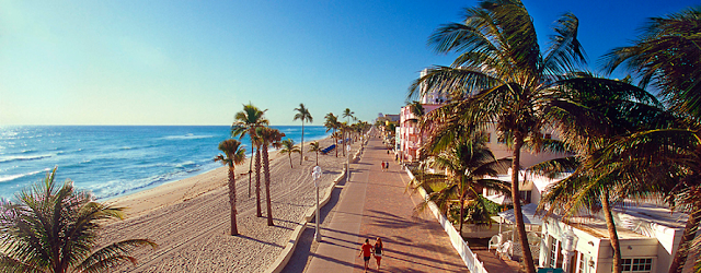 Praia de Fort Lauderdale