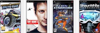 Kumpulan Game Extreme PPSSPP ISO