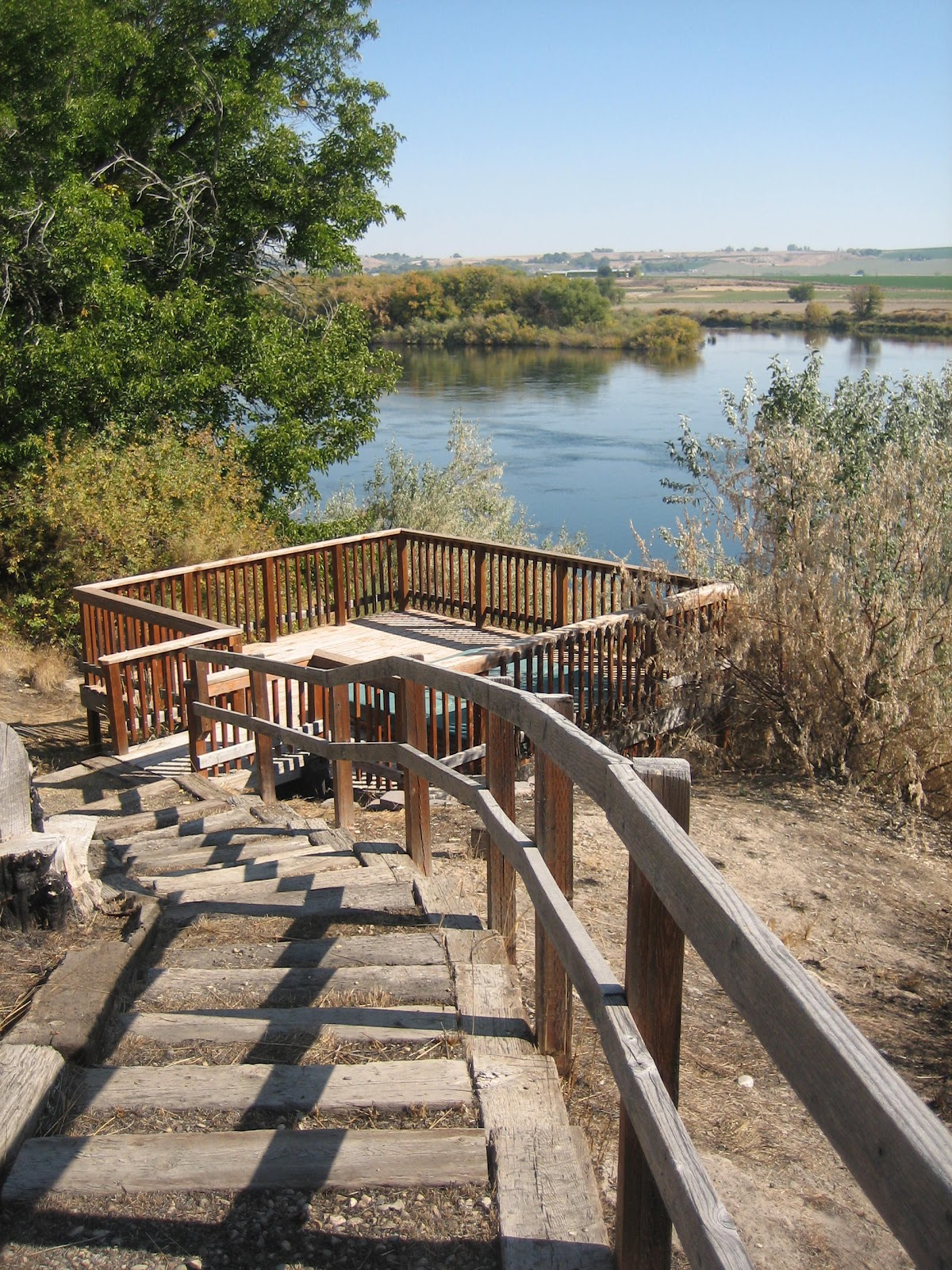 Walkabout With Wheels Blog Riverhaven Park In Marsing Idaho
