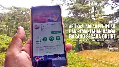 Muat Turun Aplikasi Pantau Harga Barang Dan Aduan Penipuan Melalui Aplikasi KPDNKK